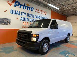 2010 Ford E-Series Van Extended/  5.4 V8/ MINE SHAPE/ BACKUP CAMERA/ NEW TIRES