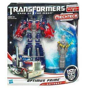 Honig Optimus Prime Mechtech Class Level 2 Transformers Dark Of The Moon Figur Hasbro Figuren Sammeln & Seltenes