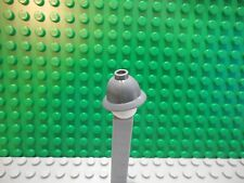 Lego mini figure 1 Dark Bluish Gray hat helmet Indiana Jones Jungle Adventurers