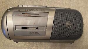 RADIO-CASSETTE-RECORDER-SANYO-M-X150FSS