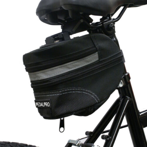 siège Wedge sac /& qr support de montage Pedalpro bicyclette cycle grande selle vélo