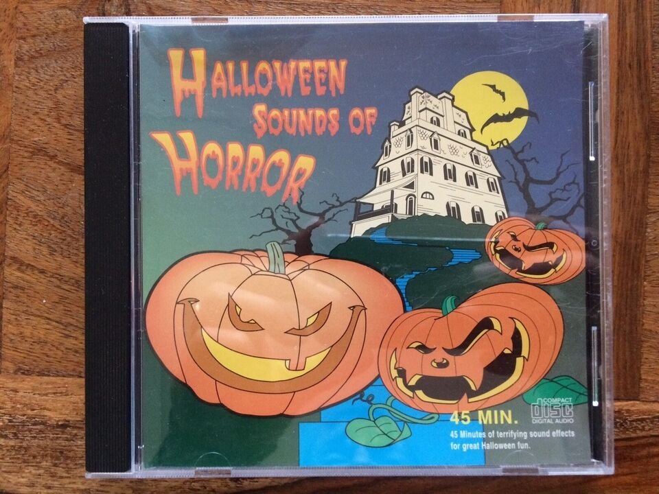 Lydeffekter: Halloween - Sounds Of Horror, andet