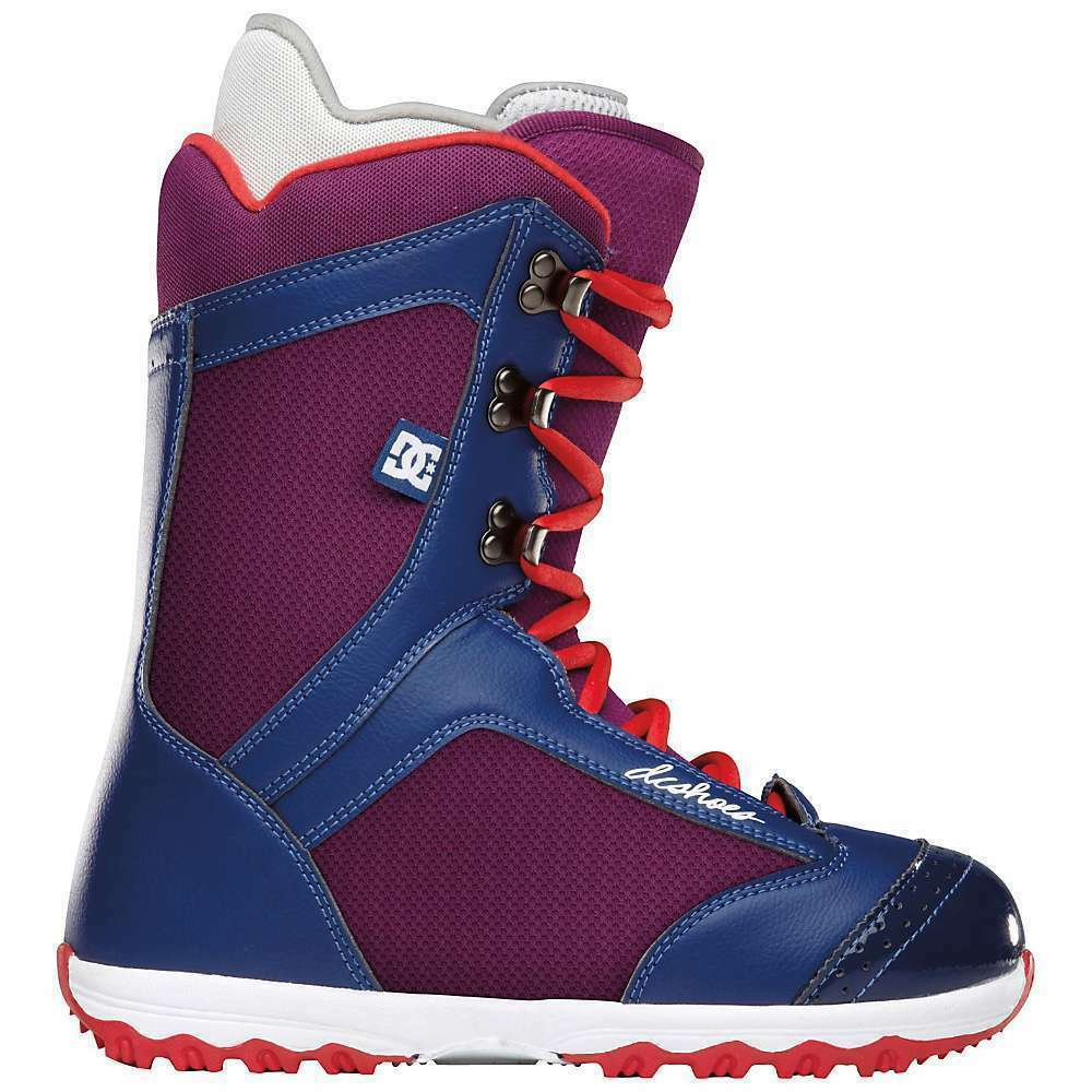 DC Karma  13 Womens Snowboard Boots Purple bluee Size 7.5 38 burton thirtytwo vans  free delivery