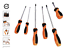 thumbnail 4 - Vaunt Hand Tool Kit In Carry Bag - 46 Piece