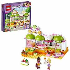 LEGO Friends Juice Bar #41035 *NEW Pineapple Apple Carrot Money Cherry Accessory