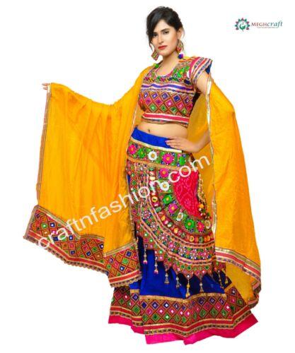 Ethnic Indian Chaniya Beaded meghcraft Fashion Style Banjara Designer Choli xx1wvrqP