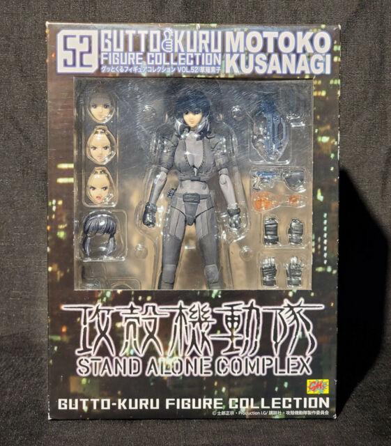 Koukaku Kidoutai Ghost In The Shell SAC Kusanagi Motoko acrylic stand figure