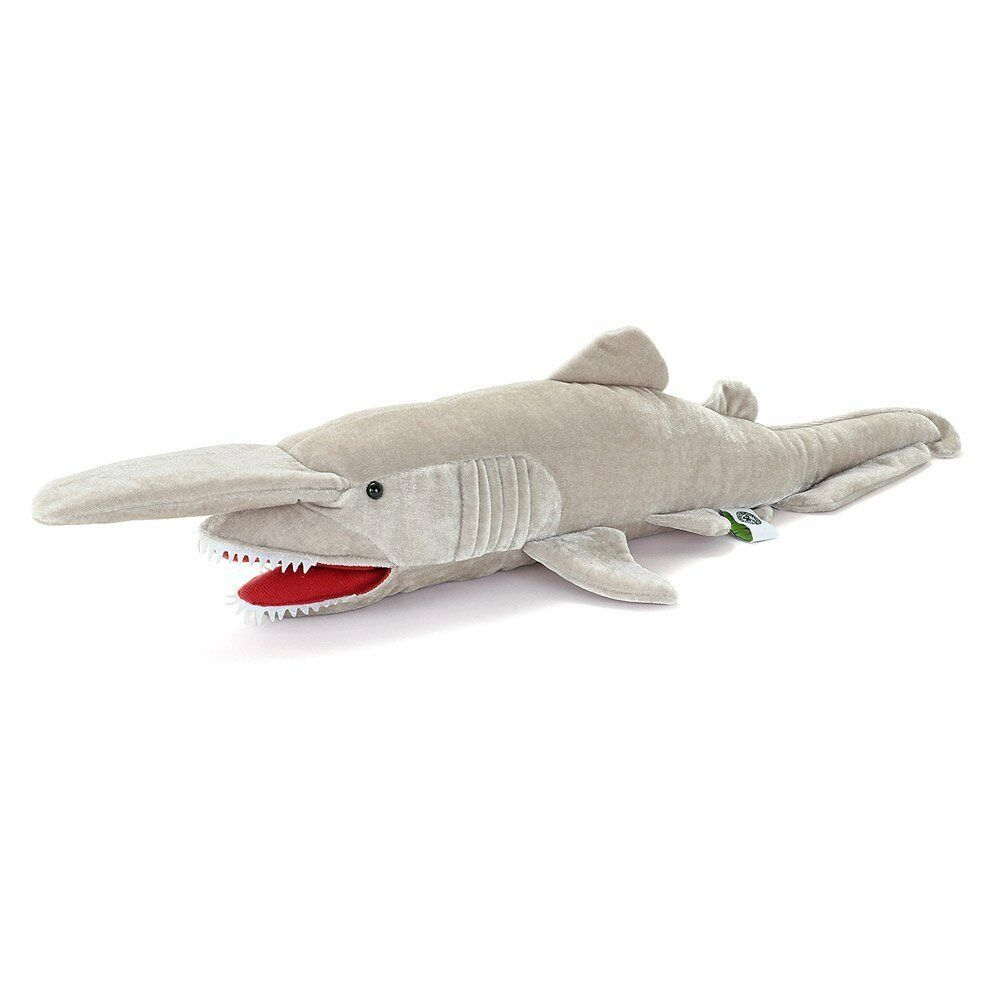 Goblin Shark Plush Stuffed Animal COLORATA Japan