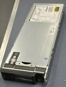 HP BL460c Gen8 Blade 2x Intel E5-2640 2.50Ghz 6-CORE XEON CPU 0 RAM 0 HD P220i