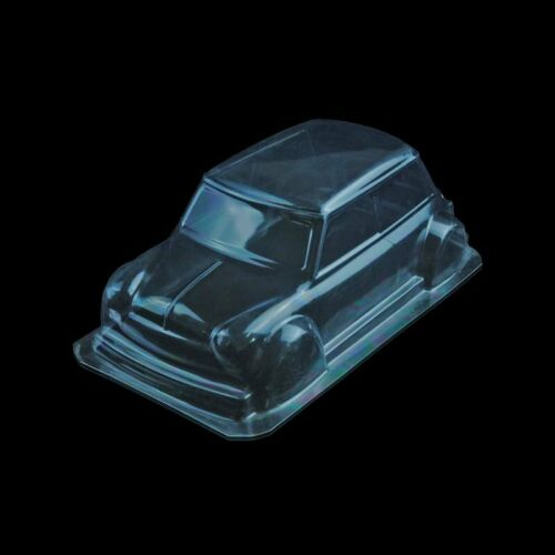 Details about  /1//10 Lexan Clear RC Car Body Shell for Mini Copper M-Chassis