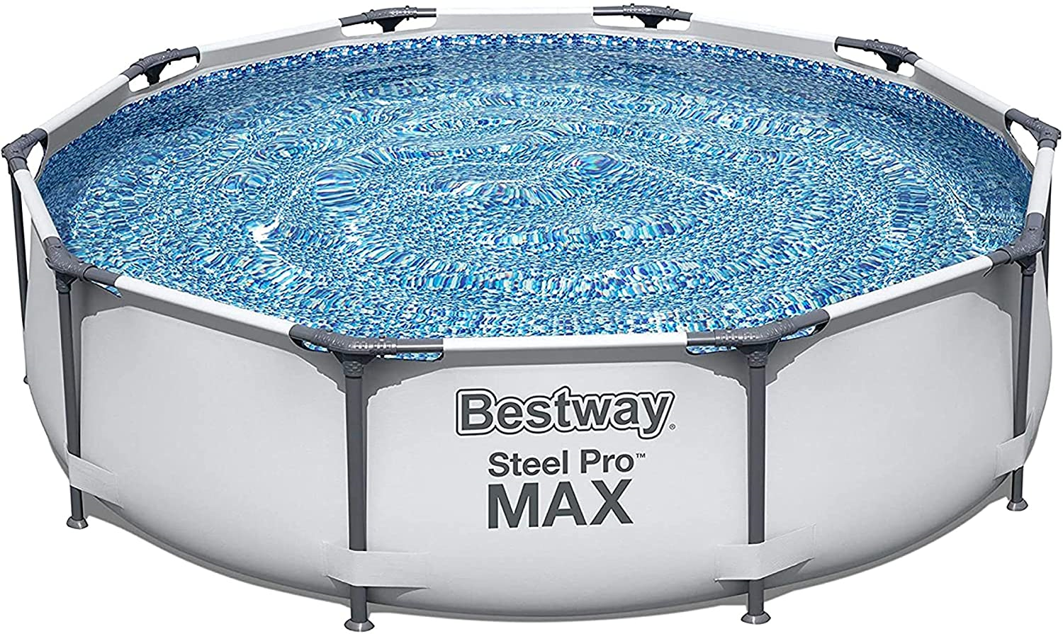 Bestway Swimming Pool Steel Pro MAX 56406 - FrameLink System - Easy to assemble