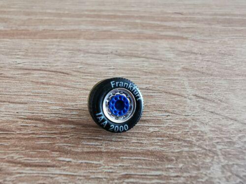 Herpa Reifen Pin Anstecker Frankfurt IAA 2000