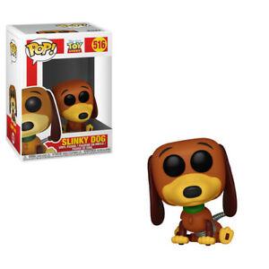 FUNKO-POP-Toy-Story-Slinky-Dog-New-Toys-Vinyl-Figure
