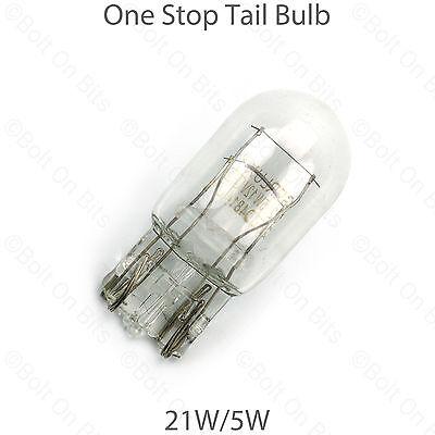 1 Stop//Tail Bulb for Daihatsu Charade 21//5w Capless Brake//Tailight//Wedge