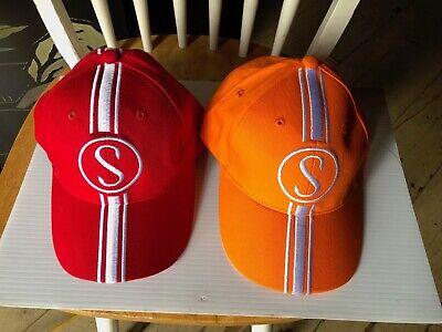 Schwinn Stingray HATS baseball Caps krate Peapicker Orange Apple Grey Ghost SAVE