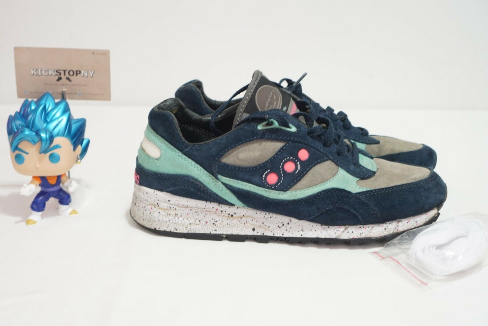 Saucony x Offspring Shadow 6000  Running Since '96  Size 9 US PRE-OWNED