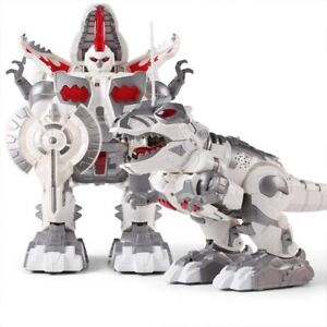 Remote-Control-RC-Dinosaur-Transformer-Robot-Interactive-Gift-Toy-Recharge-Kit