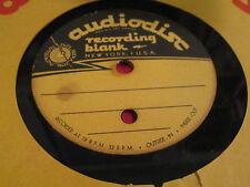HEAR Rare Unknown ? Rockabilly Rock Roll Acetate LP - Elvis - Guitar Breaks ++ !