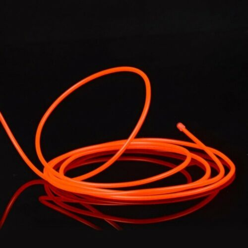 Controller Neon LED Light Glow EL Wire String Strip Rope Tube Decor Car Party