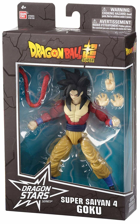 Dragon Ball Super – Dragon Stars Stars Stars Super Saiyan 4 Goku Figure (Series 5) 05e50d