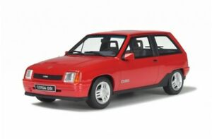 Otto-models-180-opel-corsa-a-gsi-1987-rojo-1-18-1-1500