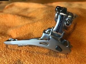 Campagnolo Athena 11 Speed Silver 35 mm Clamp On Front Derailleur NEW 2014