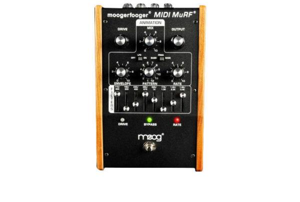 moog moogerfoogers mf 105 murf multi effects guitar effect pedal for sale online ebay. Black Bedroom Furniture Sets. Home Design Ideas