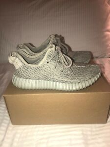 Image is loading yeezy-boost-350-moonrock-size-5 240af4f77