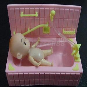 In plastica da bagno piscina vasca con doccia ugello per mobili per casa di bambole barbie ebay - Vasca da bagno piscina ...