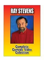 Ray Stevens: Complete Comedy Video Collection Free Shipping