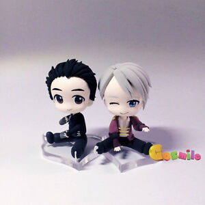 Image Is Loading Handwork YURI On ICE Victor Nikiforov Yuri Katsuki