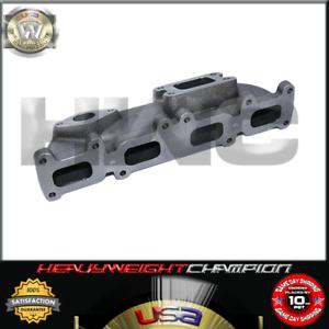 03-05 Dodge Neon SRT4 Dohc 2.4L PT Cruiser TJ KJ T3/T4 Cast Turbo Manifold