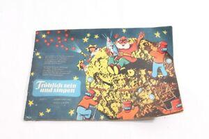 Age-Print-Sputnik-Advertising-Booklet-1-1961-034-Merry-Sein-And-Singen-034-Old