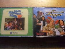 Tanzende Finger - Reader's Digest + Fröhliche Akkordeon Klänge [7 CD]