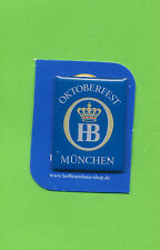 OKTOBERFEST MÜNCHEN-HOFBRÄU-HOFBRÄUFESTZELT-NEUER HOFBRÄULOGO PIN in OVP-TOP-!!!
