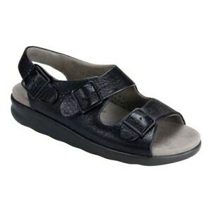 SAS Women's   Relaxed Adjustable Strap Slingback Multiple Colors