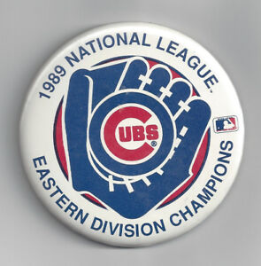 1989-Chicago-CUBS-National-League-Eastern-Division-Champions-button-pin