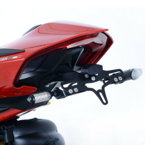 Ducati Panigale V4 V4 S Speciale 2018 R/&G Tail Tidy License Number Plate Holder