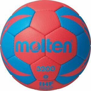 Molten handball trainingsball rouge