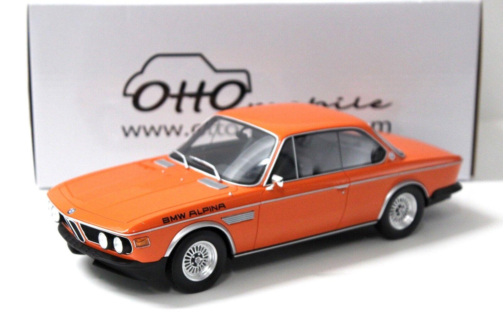 1 18 Otto BMW 3.0 CS e9 Alpina b2 Incas Orange New chez Premium-modelcars