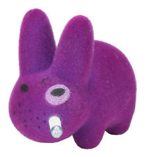 Smorkin Labbit Pimp Disco Godfather Series -  Purple Flocked Figure by Kidrobot