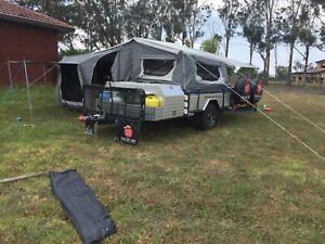 Travel-Now-Camper-trailer-Mars-Maven-2018-camper-trailer-Used-once