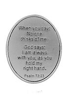 Pocket Token I Am Special When You Say no One Thinks Of Me God Says  Er36360