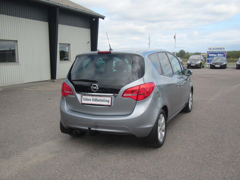 Opel Meriva 1,7 CDTi 130 Cosmo