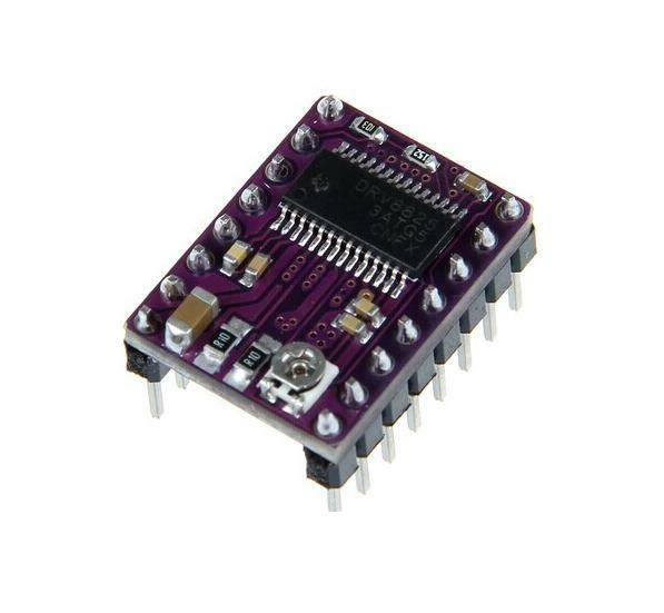 1pcs DRV8825 stepper motor driver Module 3D printer RAMPS1.4 RepRap StepStick