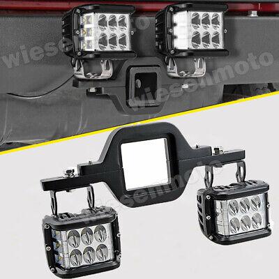 "Toyota FJ Tundra Truck SUV Rear Backup Reverse 3/"" Towing Hitch 36W LED Light Bar"