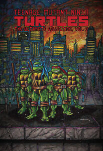 Teenage Mutant Ninja Turtles Ultimate Collection Volume 3 Softcover TPB