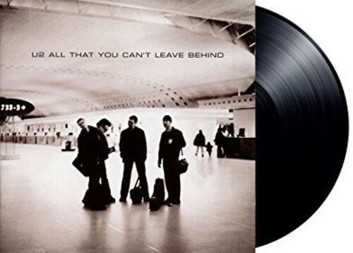 U2 - All That You Can't Leave Behind [New Vinyl LP] 180 Gram