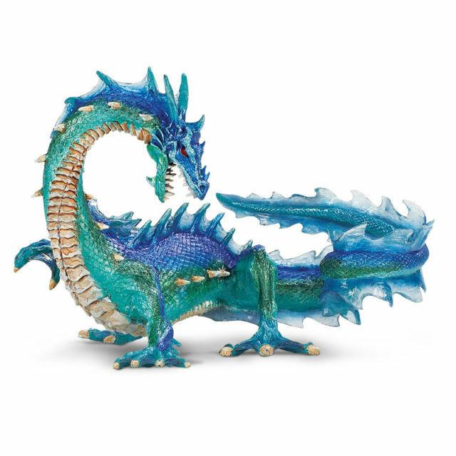Love Dragon ~ Safari Ltd # 10139 mythical toy figure