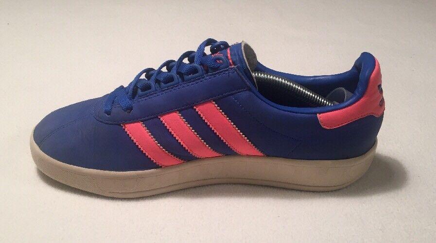 Adidas Originals TRIMM TRAB 6 2004 Blau/Pink Trainers UK 6 TRAB 'VINTAGE RARE UNISEX' 2a8f70